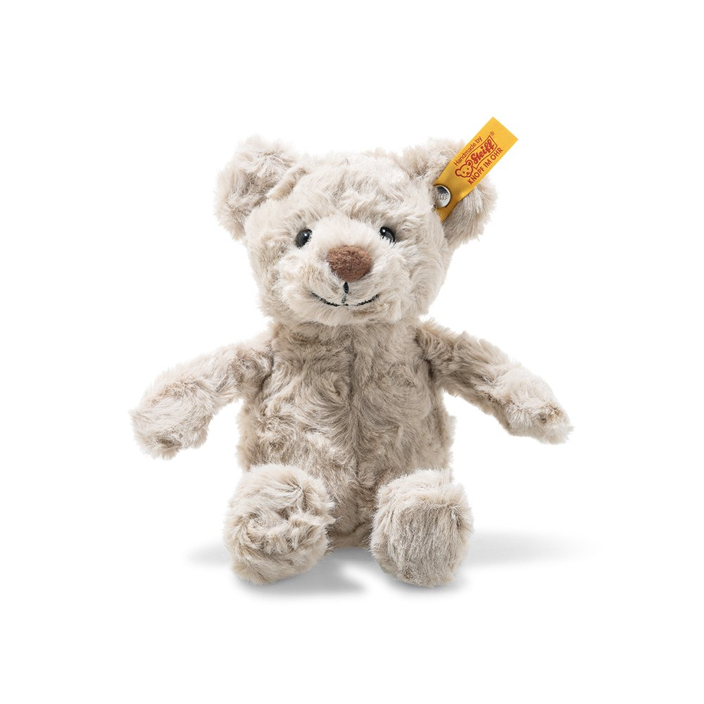 Steiff 德國金耳釦泰迪熊: Soft Cuddly Friends Honey Teddy Bear 16cm
