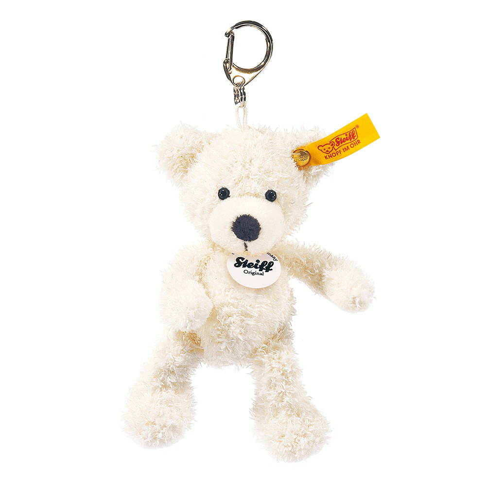 Steiff 德國金耳釦泰迪熊: Keyring Teddy Bear Lotte